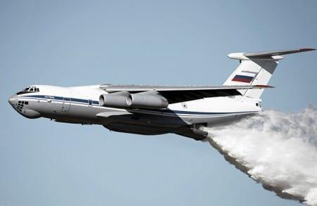Jätteinsats ifrån Ryssland har avvisats under pågående brandkatastrof