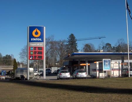 Norska Statoil söker arktisk olja