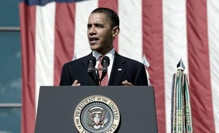 """""""Obama och supermakten USA:s död"""""""