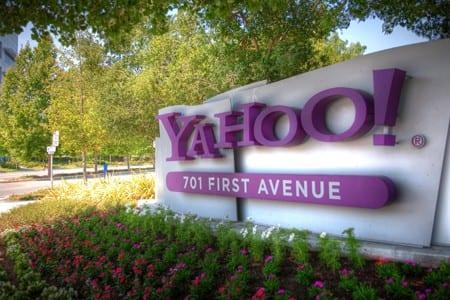 Yahoo flyttar från Kina