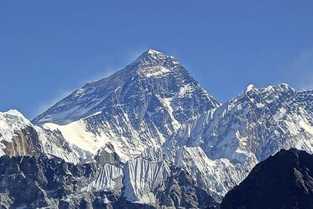 Mount Everest. Foto: Rdevany/CC BY-SA 3.0