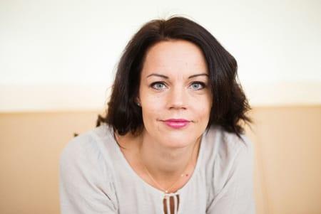 Veronica Palm. Pressfoto: Socialdemokraterna