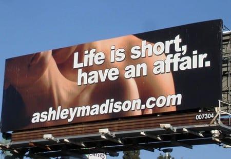 """Otrohetssajten"" Ashley Madison hackad"
