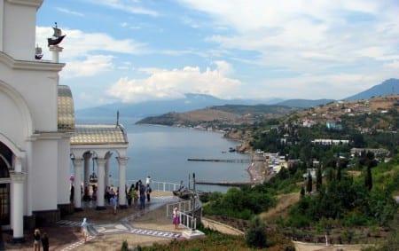 Rysslandstyska familjer vill återvända till Krim