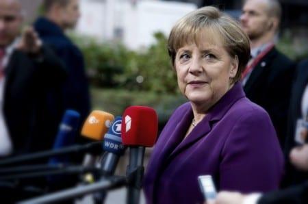 Islamiska staten släppte video med hotelser mot Merkel