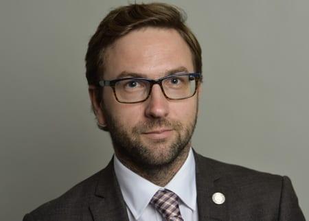 Fredrik Malm. Foto: Jonas Ekströmer