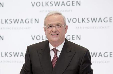 Volkswagens vd avgår