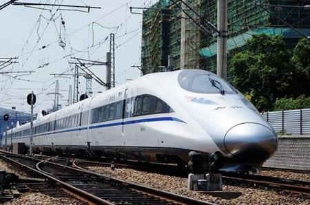 Kina vill bygga svensk järnväg på rekordtid