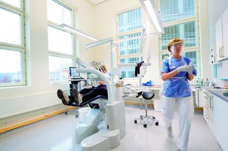 Fri tandvård för alla under 23