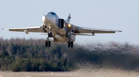 Ryskt stridsplan nedskjutet i Syrien – av Turkiet