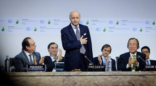"""""""Klimatförhandlingarna – ett spel för gallerierna"""""""