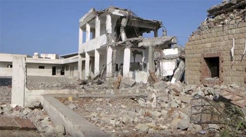 Amnesty kritiserar Saudikoalitionens skolbombningar