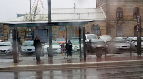 Göteborg hotas av skyfall