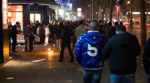 Tysk rapport: 149 av 153 gärningsmän i Köln var utlänningar