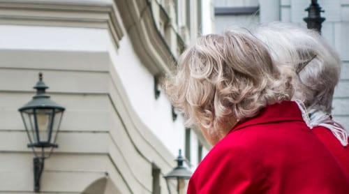 Fräckt åldringsbrott i Borås