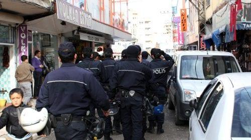 Tre ryska medborgare anhållna i Turkiet