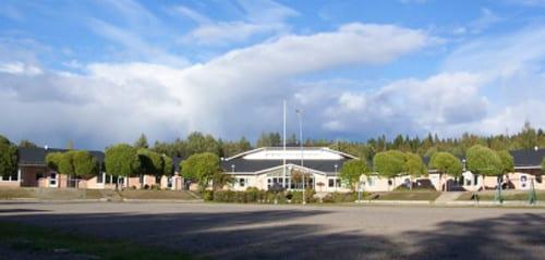 Uslands skola på Alnö, Sundsvall. Foto: sundsvall.se