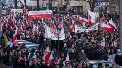 Polen stänger igen dörren till fler asylsökande