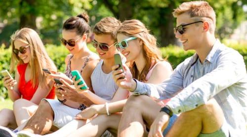 Beroendet av sociala nätverk en del av människans evolution
