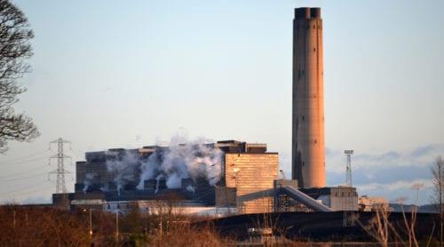 Skottlands sista kolkraftverk stängt