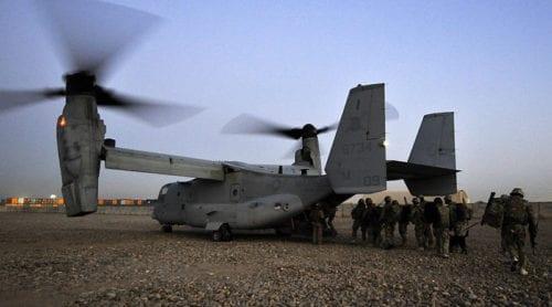 Ytterligare 250 amerikanska specialtrupper till Syrien
