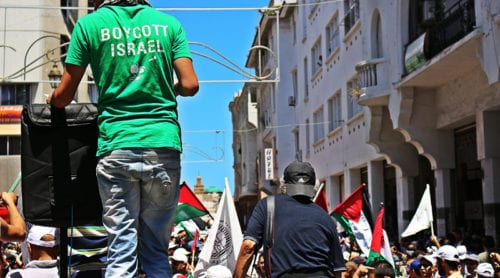 Tredjedel av amerikanerna försvarar bojkott av Israel
