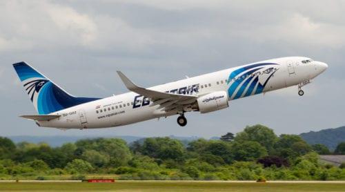 Egyptiskt passagerarflyg har kraschat i Medelhavet