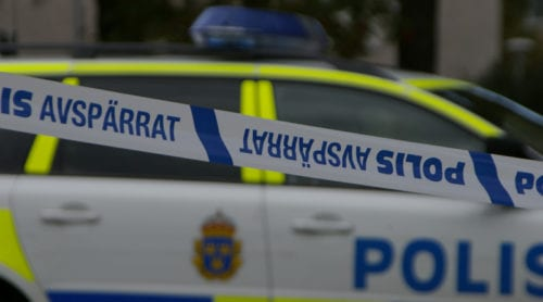 Minst fyra personer knivhuggna i Borås