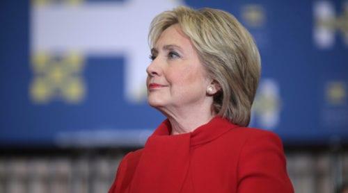 Hillary Clinton blir Demokraternas kandidat