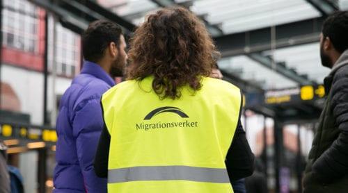 Migrationsverkets personal utsätts oftare för hot