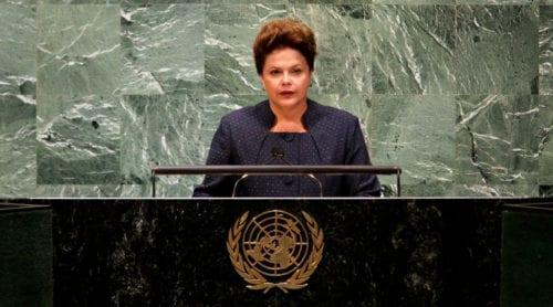 Upprört i Latinamerika efter att Dilma Rousseff avsatts