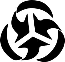 Trilaterala kommissionens logotyp