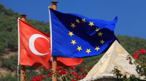 Boris Johnson: Låt Turkiet gå med i EU