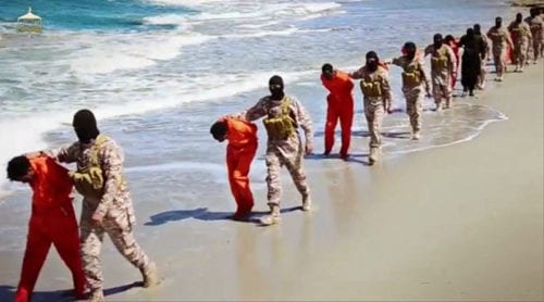 Australien förbjuder IS-terrorister att återvända