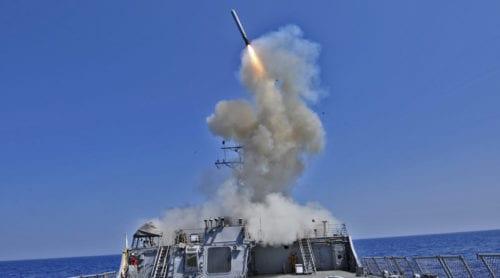Amerikanska missilattacker mot huthirebeller i Jemen