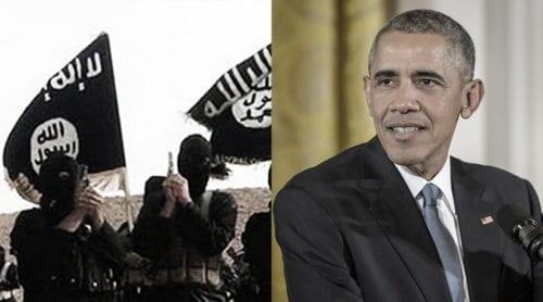 Obamas julgåva till IS
