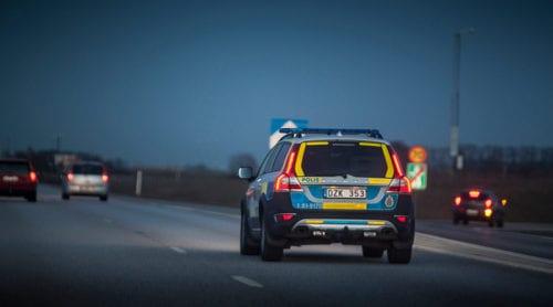 Man ihjälskjuten i södra Stockholm under lördagen