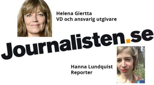 Journalisten vägrar Nya Dagbladet genmäle