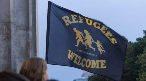 Majoriteten vill se färre flyktingar till Sverige