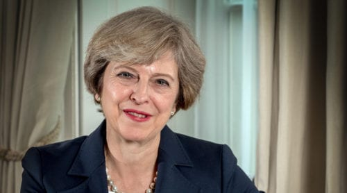 Brittiska regeringen utlyser nyval – för att rädda Brexit