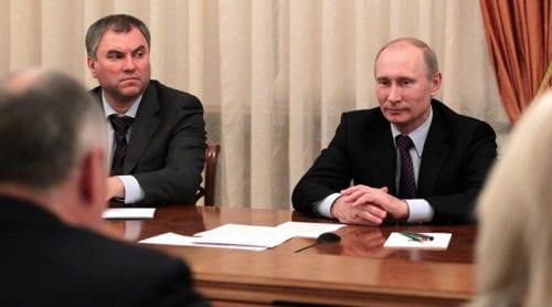 Vem ska Putin lämna över makten till?