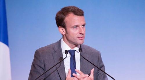 Skatteskandal omgärdar Emmanuel Macron