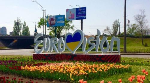 Ukraina dödar hemlösa hundar inför Eurovision