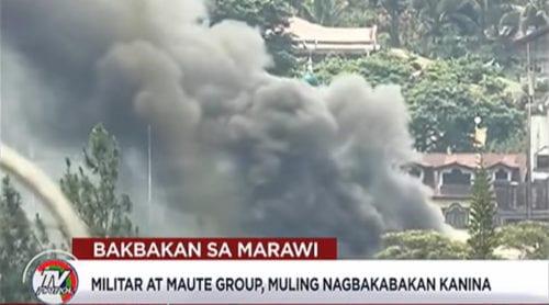 Över 100 döda i strider mot islamistiska rebeller i Filippinerna