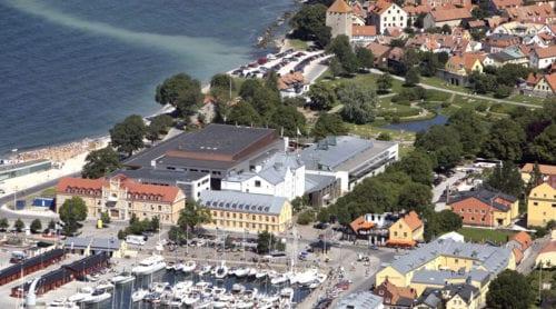 Tidigt bevattningsförbud på Gotland