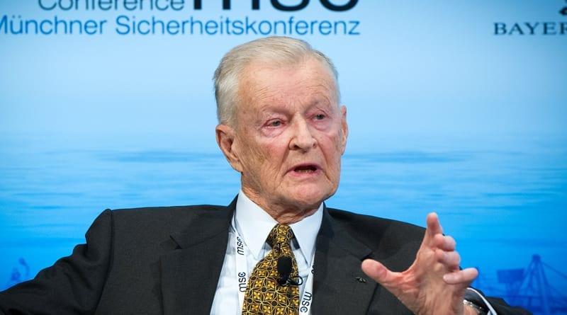 Zbigniew Brzezinski är död