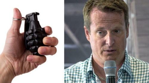 Nu vill regeringen utlysa amnesti för handgranater