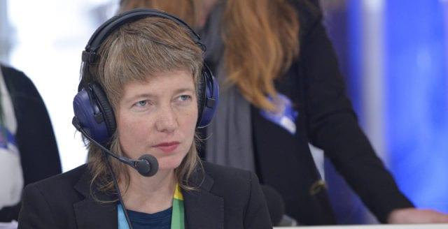 Vänsterpartistisk EU-kvinna tar ut traktamente i Bryssel – trots att hon bor där