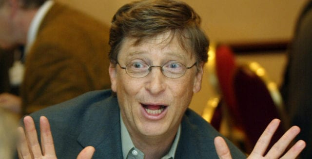 Bill Gates: Stoppa massinvandringen till Europa