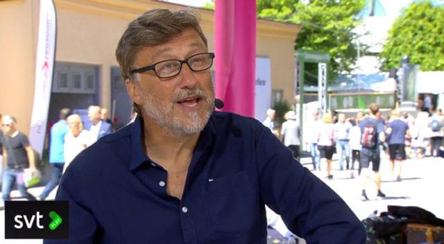 Janne Josefsson positiv till alternativa medier